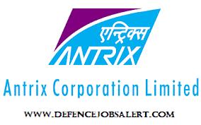 Antrix Corporation Recruitment