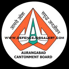 Aurangabad Cantonment Board Recruitment