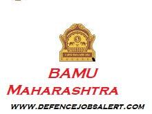 BAMU Maharashtra Recruitment