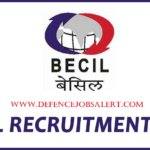 BECIL Delhi Recruitment