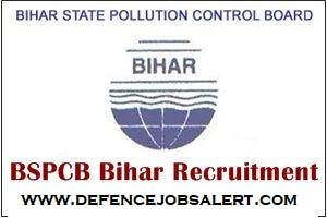 BSPCB Bihar Recruitment