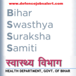 BSSS Recruitment 2021 - Jobs In Bihar Swasthya Suraksha Samiti