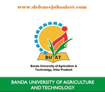 Banda University Recruitment