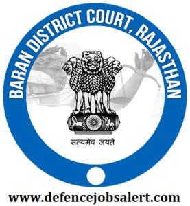 Baran District Court Recruitment