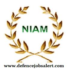 CCS-NIAM Recruitment