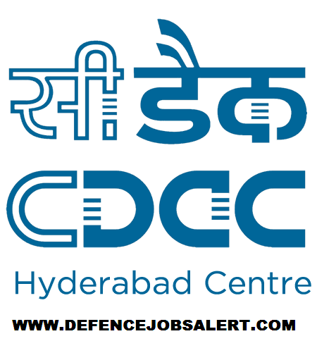 CDAC Hyderabad Recruitment