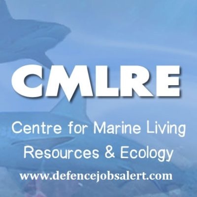 CMLRE Recruitment