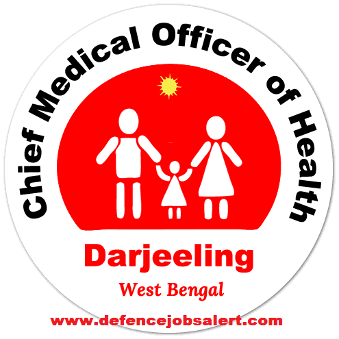 CMOH Darjeeling Recruitment