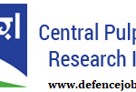 CPPRI Recruitment 2021 - Jobs In Central Pulp & Paper Research Institute