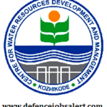 CWRDM Recruitment 2021 - Upcoming Jobs In Kerala