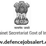 Cabinet Secretariat Jharkhand Recruitment