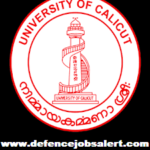 Calicut University Recruitment 2021 - Jobs In Calicut