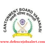 Cantonment Board Varanasi Recruitment