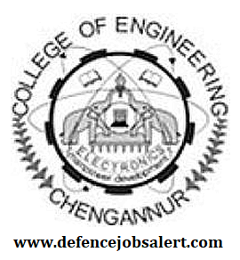College of Engineering Chengannur Recruitment