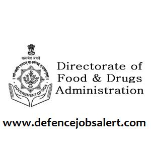 DFDA Goa Recruitment