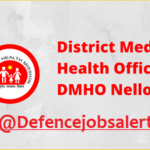 DMHO Nellore Recruitment 2021 - 07 Paramedical Ophthalmic Assistant Vacancy | Welcome For New Jobs