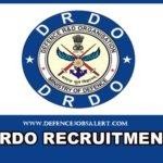 DRDO Delhi Recruitment