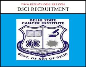 DSCI Recruitment
