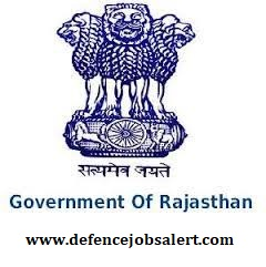 Department of Local Self Government Rajasthan Recruitment