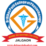 Dr Ulhas Patil College of Physiotherapy Recruitment 2021 - Jobs In Maharashtra