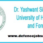 Dr YSP University Recruitment 2021 -Apply Online for 15 Junior Office Assistant, Pharmacist & Laboratory Technician Posts