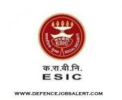 ESIC Andhra Pradesh Recruitment