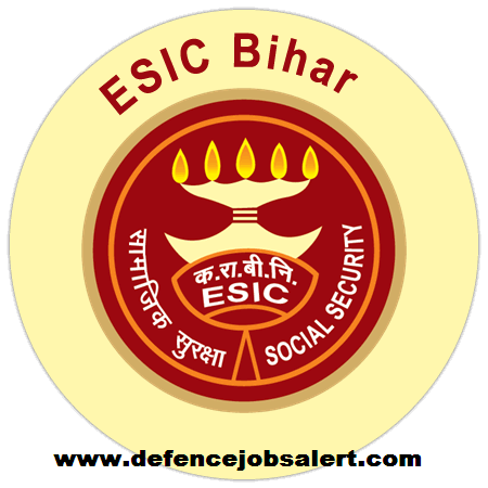 ESIC Bihar Recruitment