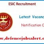ESIC Faridabad Recruitment 2021 - 72 Senior Resident & Super Specialist Vacancies