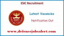 ESIC Faridabad Recruitment
