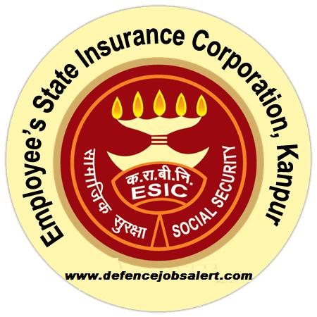 ESIC Kanpur Recruitment