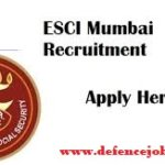 ESIC Mumbai Recruitment 2021 - 30 Sr Resident, Full Time / Part Time Super Specialist Posts