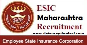 ESIC Maharashtra Recruitment