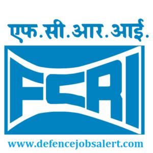 FCRI Recruitment