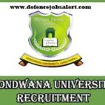 Gondwana University Recruitment 2021 - Vacancy In Maharashtra