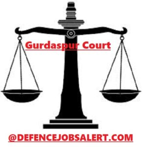 Gurdaspur Court Recruitment