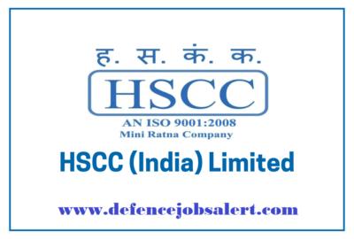 HSCC Ltd Recruitment