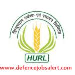 HURL Recruitment 2021 | Engineer, Marketing Officer & Other Posts | Total Vacancies 159 | Last Date 10.03.2021 | HURL Recruitment Notification @ www.hurl.net.in