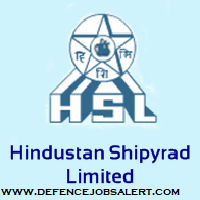 Hindustan Shipyard Recruitment