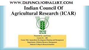 ICAR Delhi Recruitment