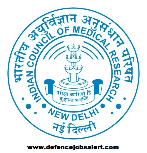 ICMR Delhi Recruitment