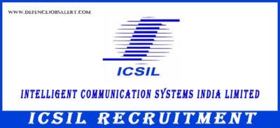 ICSIL Delhi Recruitment