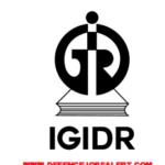 IGIDR Recruitment 2021 - Vacancy In Maharashtra