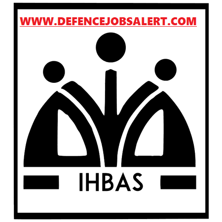 IHBAS Manager Recruitment