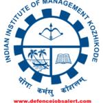 IIM Kozhikode Recruitment