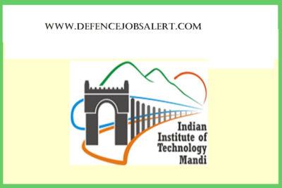 IIT Mandi Recruitment