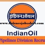 IOCL Pipelines Division Recruitment 2021 - Jobs In Department of Animal Husbandry