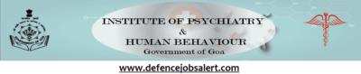 IPHB Goa Recruitment