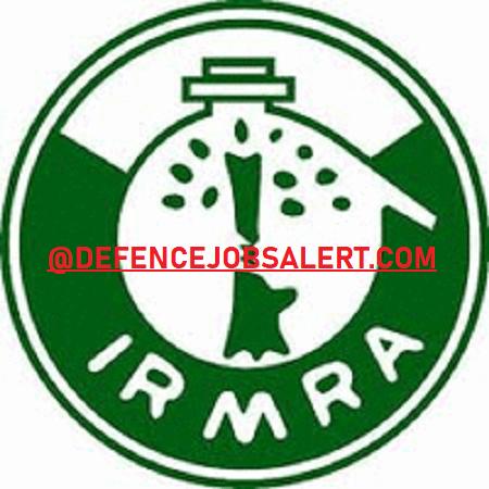 IRMRA Recruitment