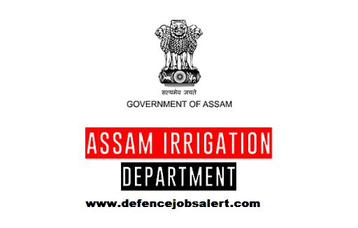 Irrigation Nagaon Recruitment