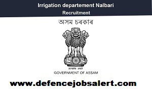 Irrigation Nalbari Recruitment